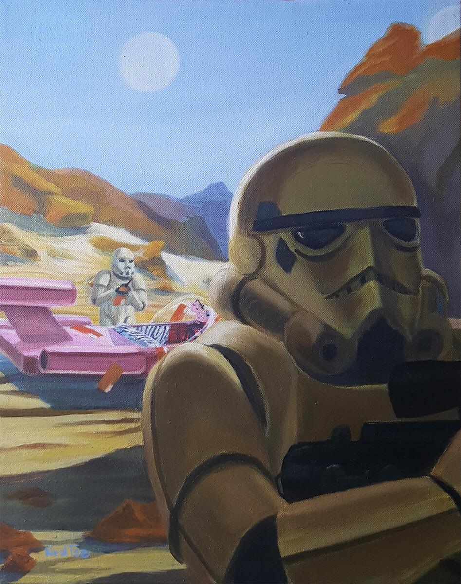 Tatooine Beat